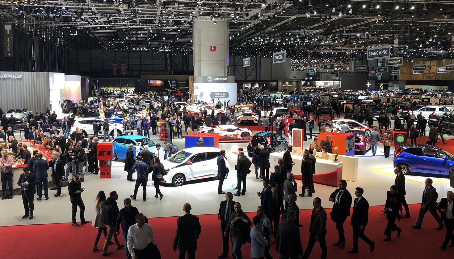 【寄稿】藤本彰が見たジュネーヴ・モーターショー2018  中国とインドの資本に依存する欧州ブランド