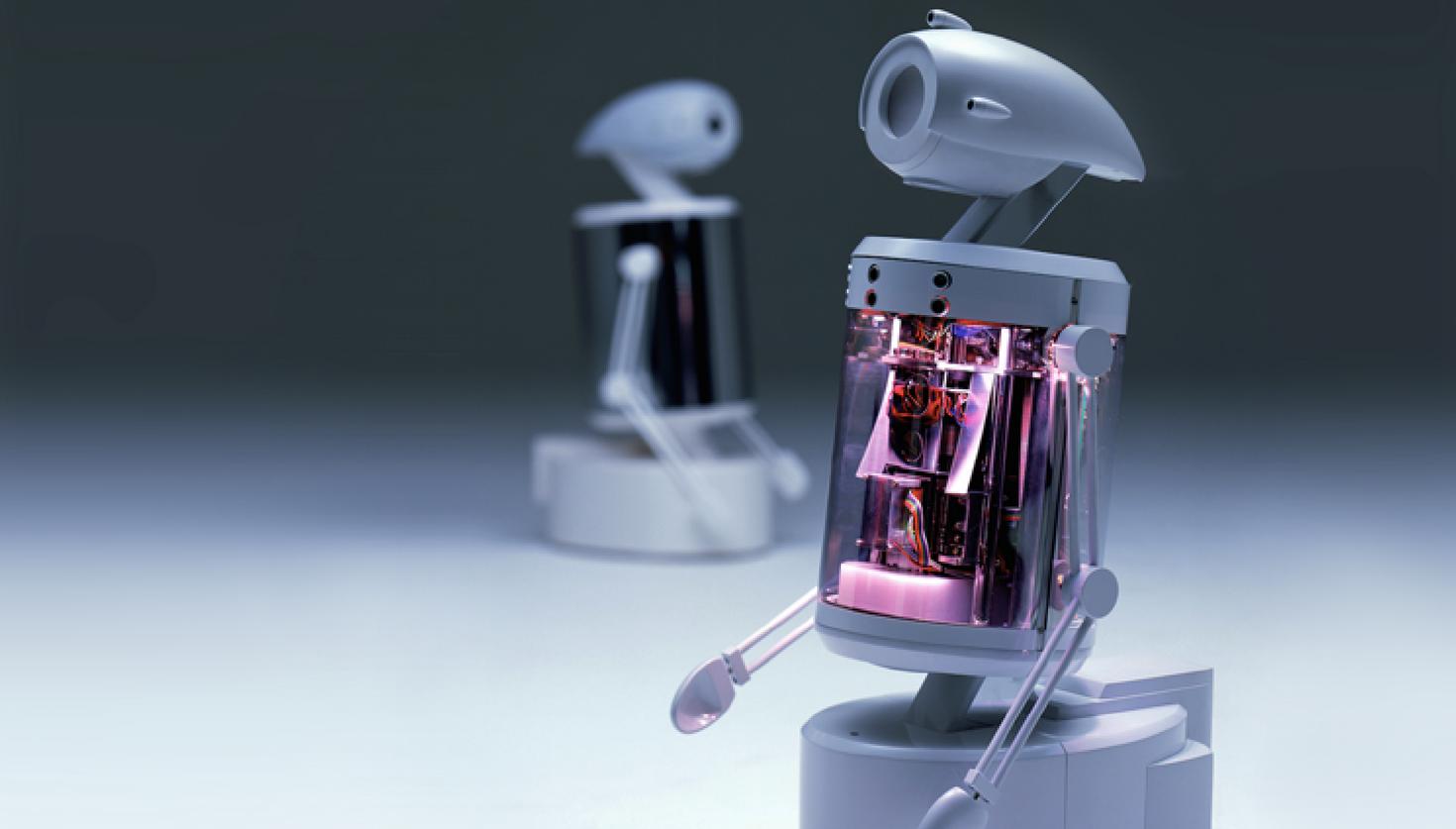 【Sneak Preview】  「ロボットがいる日常」をデザインする