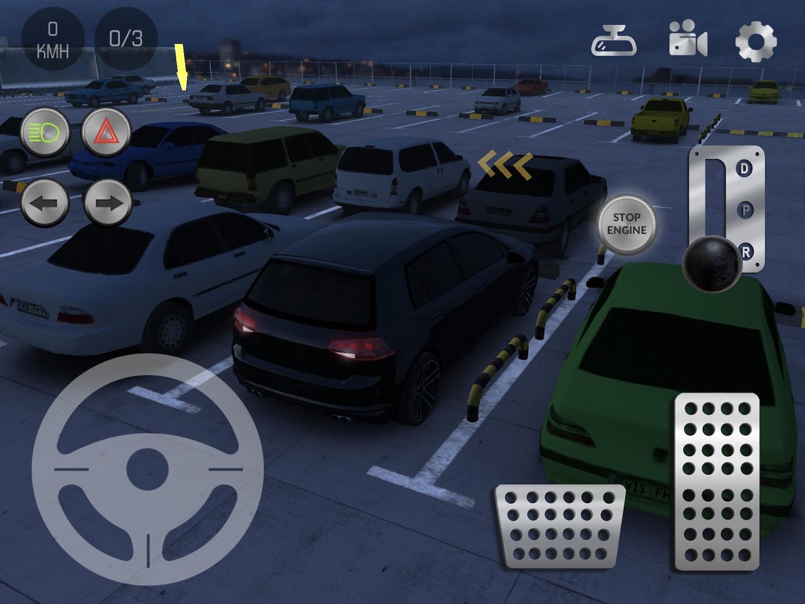 高級車だらけの駐車場にも動じない、鋼のメンタルを  TDおすすめアプリシリーズ vol. 2