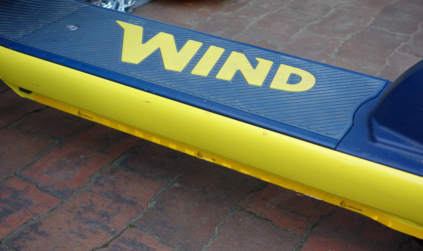 電動キックスクーター「WIND」インタビュー  【後編】新型「WIND 3.0」に乗ってみた