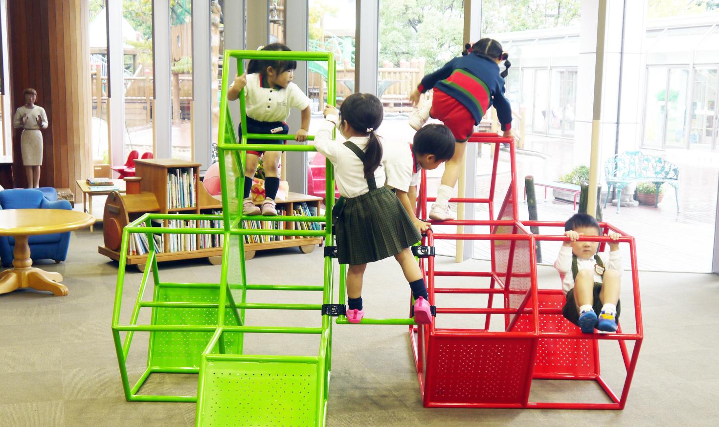 子どもたちを取り巻くデザイン vol.1  遊具デザイナーと考える、遊びとデザインの関係性